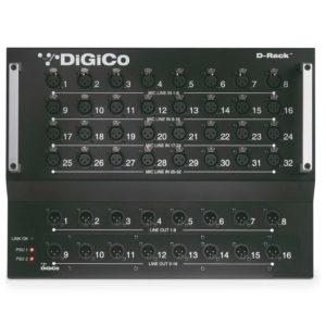 Digico D Rack