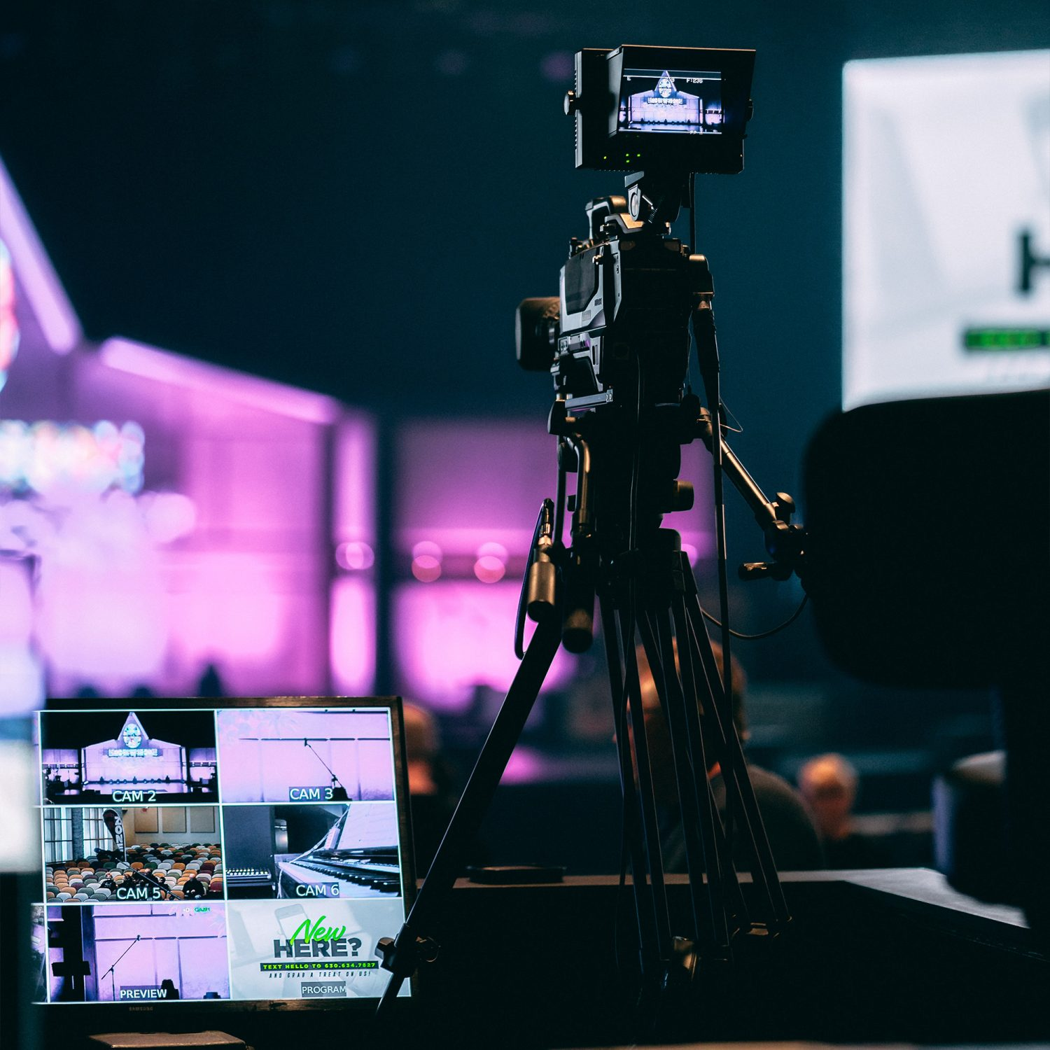 Web/Live Streaming The New Normal